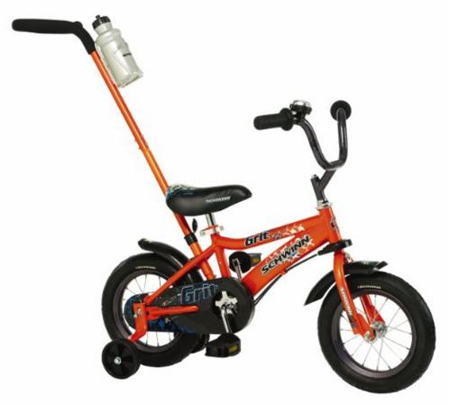 Schwinn Boys' 12-Inch Grit Bike @ Amazon.com