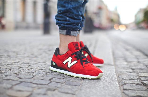Extra 25% Off Reduced Men's 574 Shoes @ New Balance