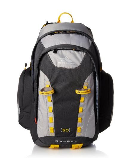 High Sierra Rappel 50 Internal Frame Pack