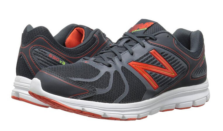 New Balance Men's M690 Neutral Cushion Running Shoe
