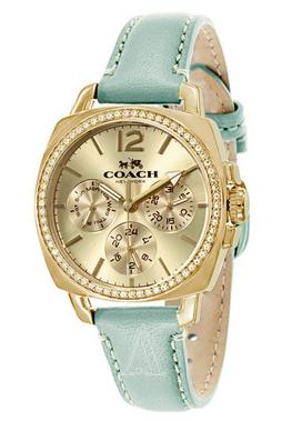 Up to 62% off, From $60 Select Coach Watches @ Ashford