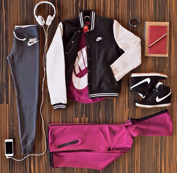 Up to 70% Off Nike Woman's Apparels On Sale @ 6PM