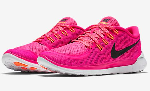 NIKE FREE 5.0 Women's Running Shoes