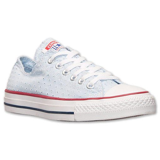 Women's Converse Chuck Taylor Ox Eyelet Casual Shoes