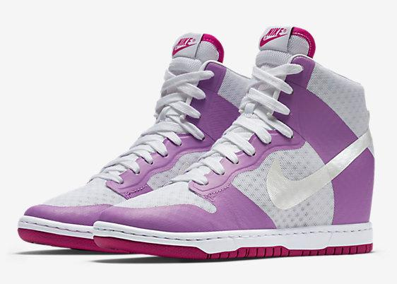 NIKE DUNK SKY HI 2.0 Breathe Women's Shoes