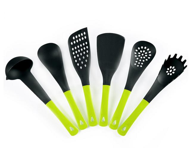 6-Piece Non-stick Silicone Cooking Set -Soup Ladle