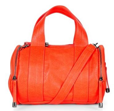 Topshop 'Billy' Sporty Barrel Holdall @ Nordstrom