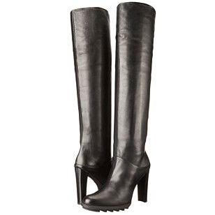 Stuart Weitzman Women's Scrunchy Riding Boot