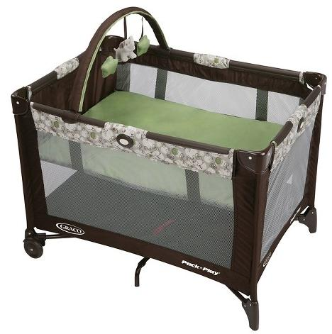 Graco Pack 'n Play On the Go Playard, Twister @ Target.com