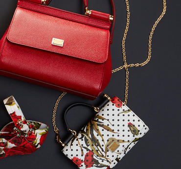 Up to 31% Off Dolce & Gabbana Handbags, Accessories On Sale @ Gilt