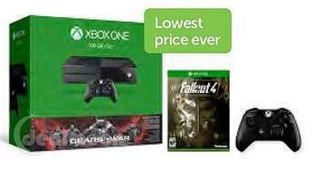 Xbox One Gears of War: Ultimate Edition Bundle PLUS Fallout 4 & Extra Controller