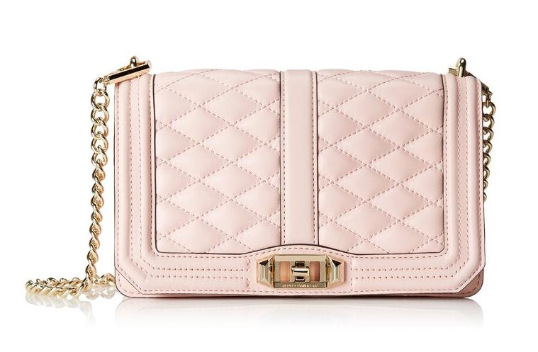 $149.00 Rebecca Minkoff Love Cross Body Bag