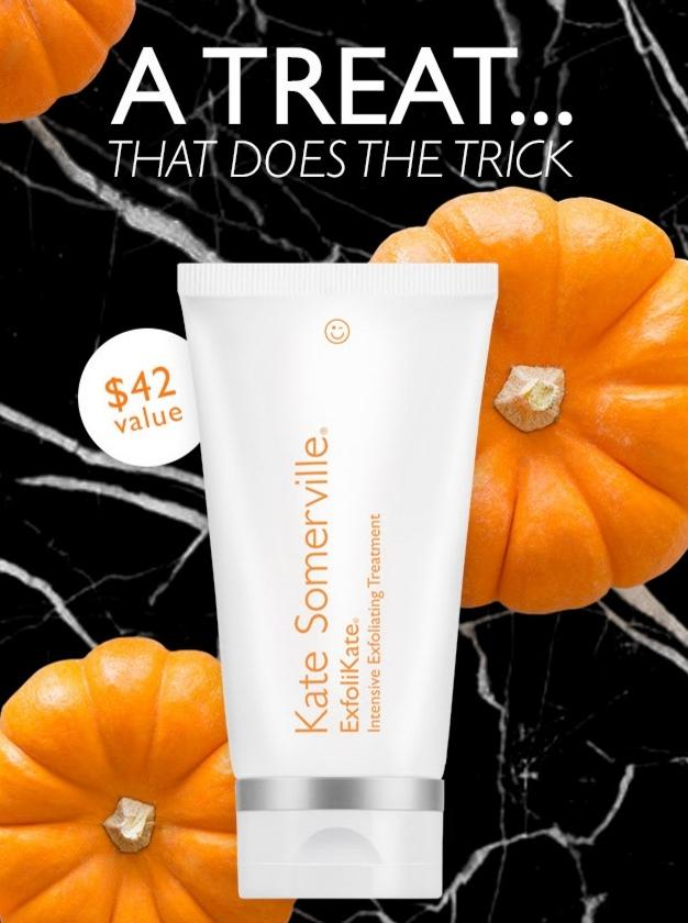 Free Full Size ExfoliKate ($42 Value) With Any Purchase @ Kate Somerville