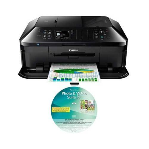 Canon PIXMA MX922 Wireless Color All-In-One Printer with Fax+ Paintshop Pro X7