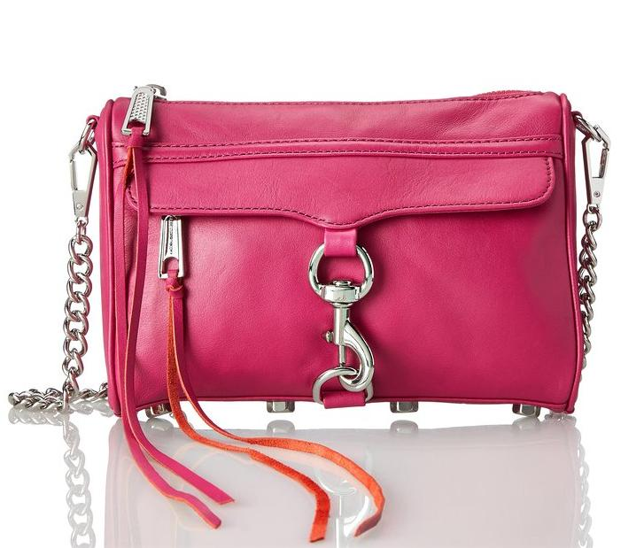 Rebecca Minkoff Mac Mini Leather Convertible Crossbody