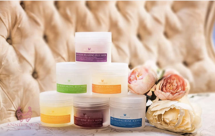20% Off ANNIE'S WAY Jelly Mask, Multiple Options