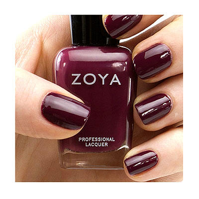 4 Free Nail Polishes+ $15 shipping @ Zoya