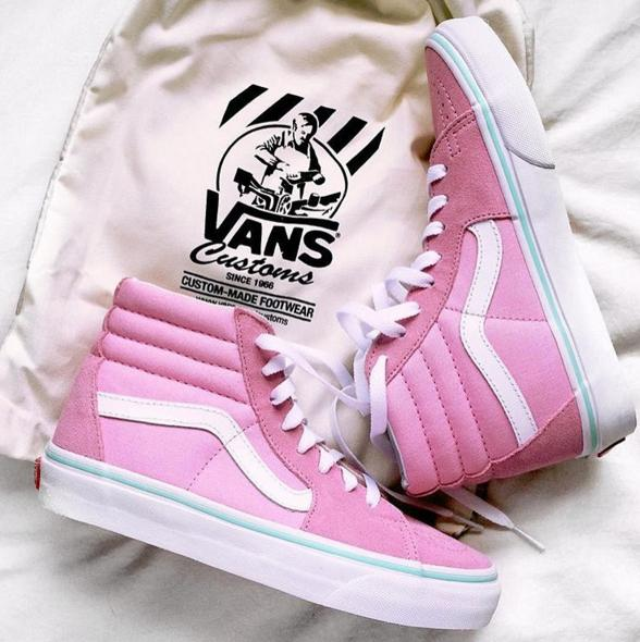 Up to 60% Off Vans Sneakers On Sale @