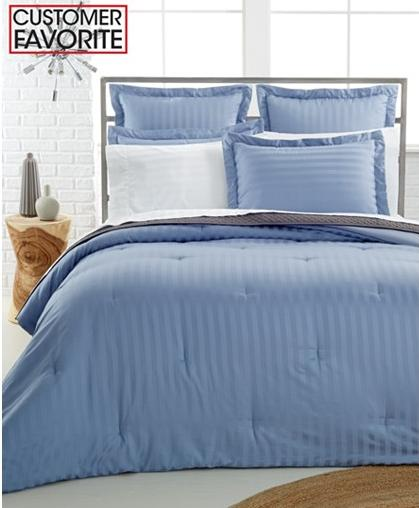 $19.99 - $127.99 (was $50 - $320) Charter Club Damask Bedding @ macys.com