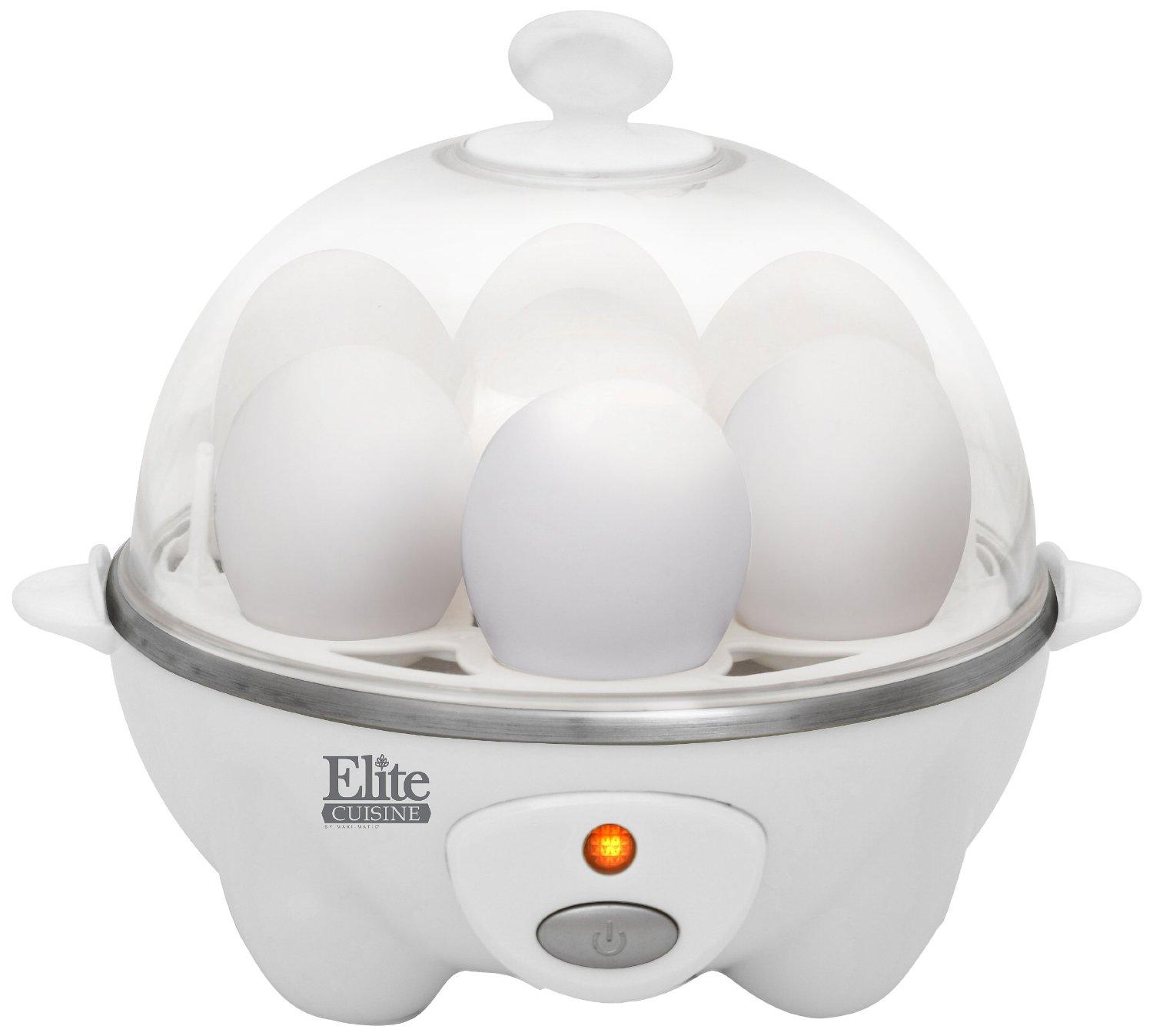 Elite Cuisine EGC-007 MaxiMatic Egg Cooker