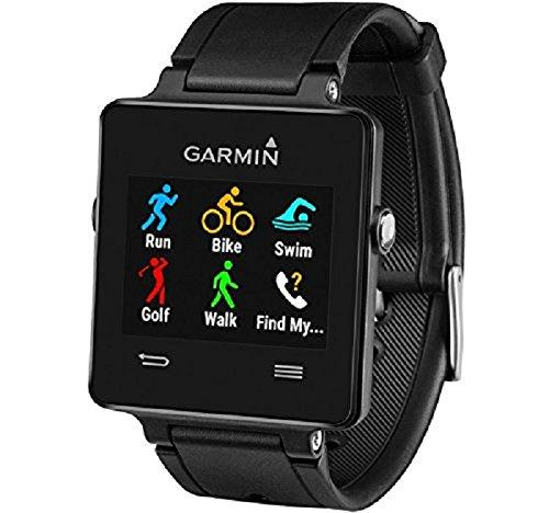 Garmin Vivoactive Black(Certified Refurbished)