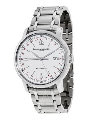 Baume and Mercier Men's Classima Executives Watch MOA08734 (Dealmoon Exclusive)