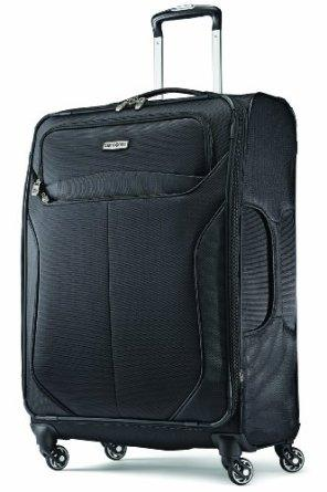 Best Price Samsonite Luggage Lift Spinner 29 Suitcases, Black, One Size