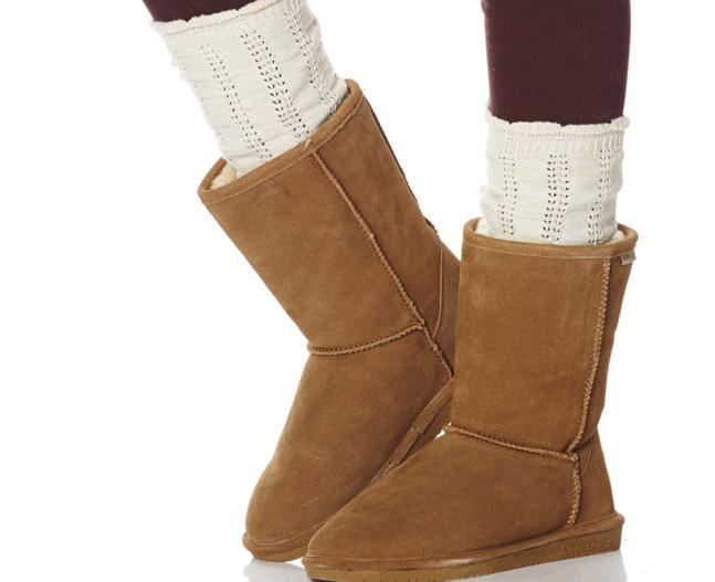 $37($120) Today Only! Bearpaw Women's Emma Short Boots @ stagestores