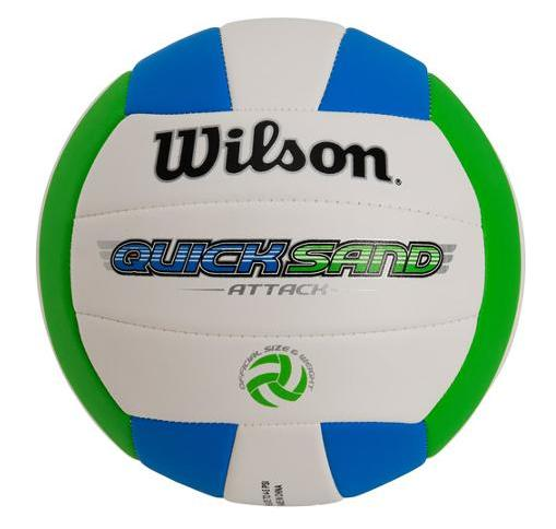 $5.13 Wilson Quicksand Spike Volleyball