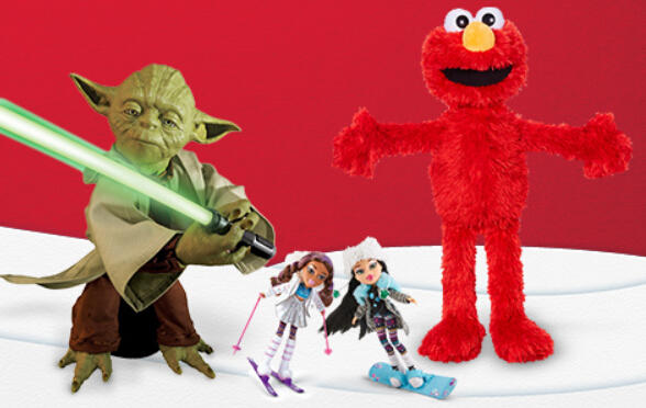 25% Off a Toy, Sporting Good, or Art Craft Item @ Target.com