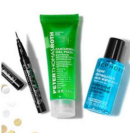 Pick Your Favors Sample Set with any $25 purchase @ Sephora.com