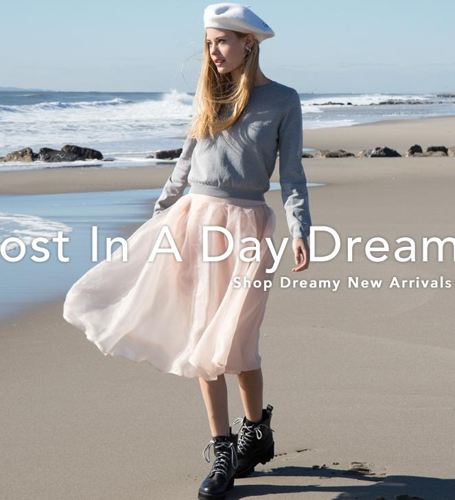 From $29 Dreamy Collection New Arrivals @ Pixie Market