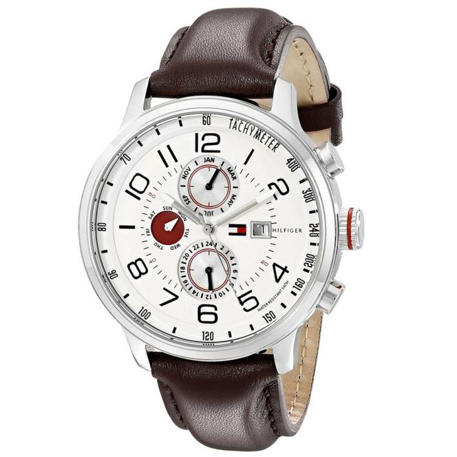 Lowest price! Tommy Hilfiger Men's 1790858 Stainless Steel Watch