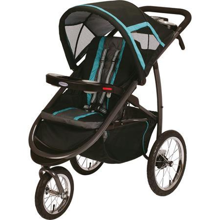 $79.99 Graco FastAction Fold Click Connect Jogger Stroller