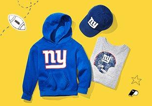 Up to 55% Off KIDS' NFL GEAR Sale @ MYHABIT