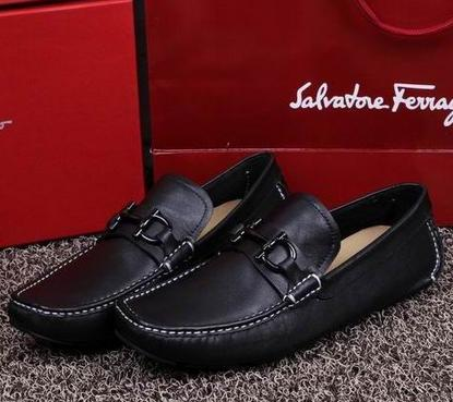 Up to 66% Off Salvatore Ferragamo Men's Shoes @ Saks Off 5th