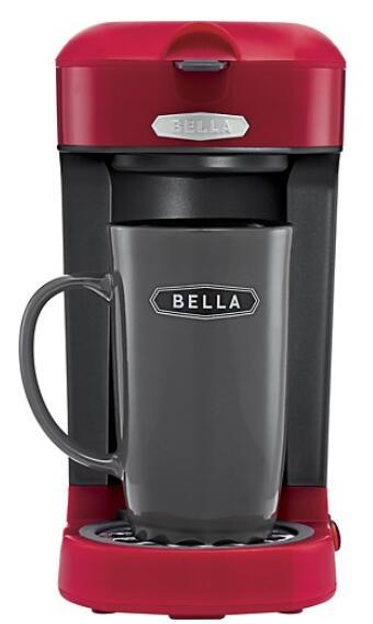 Bella One Scoop One Cup Coffee Maker