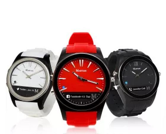 $34 Martian Notifier Smartwatch