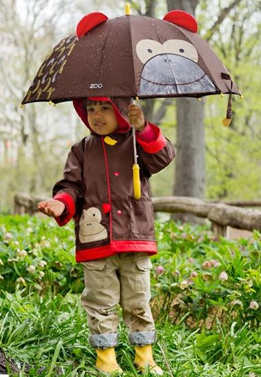 40% Off Skip Hop 'ZOO' Kids Raincoat @ Nordstrom