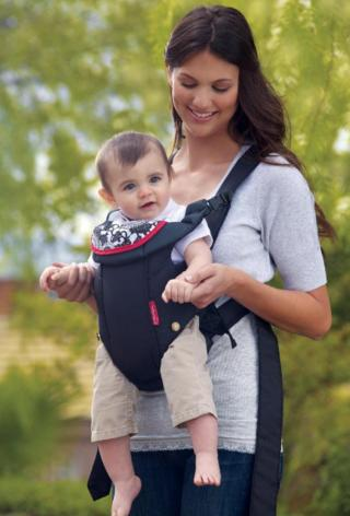 Infantino Swift Classic Carrier, Black @ Amazon.com