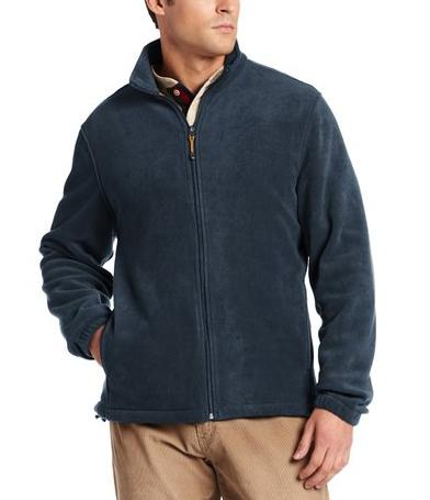 $20.8 Woolrich Men's Andes II Fleece Jacket