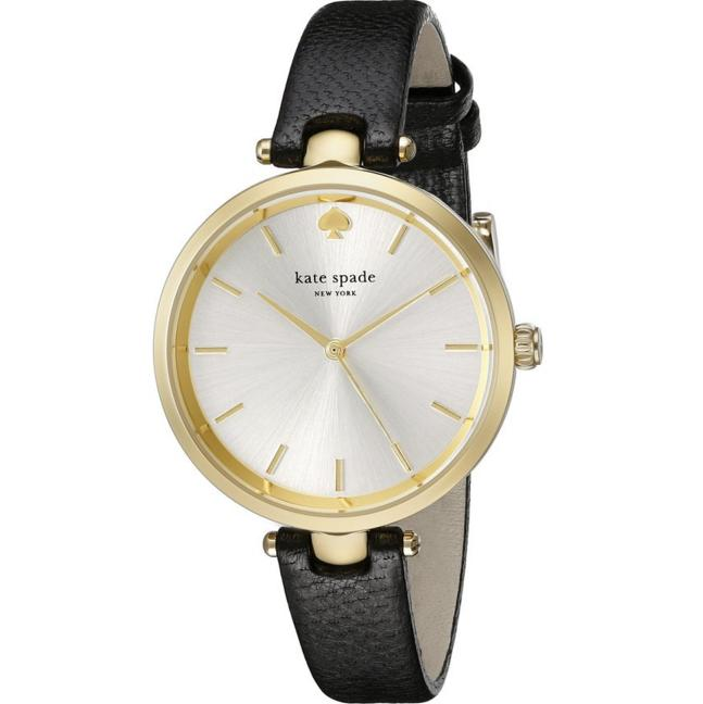 Lowest price! kate spade watches Holland Leather Watch
