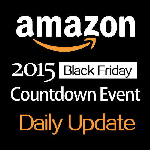 Daily Update Amazon 2015 Cyber Monday Week Sale