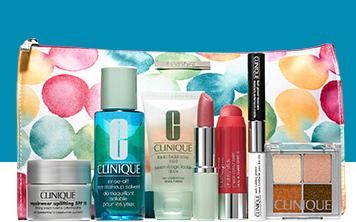 Receive 8-PC gifts of deluxe samples with your $29 Clinique purchase @ Nordstrom