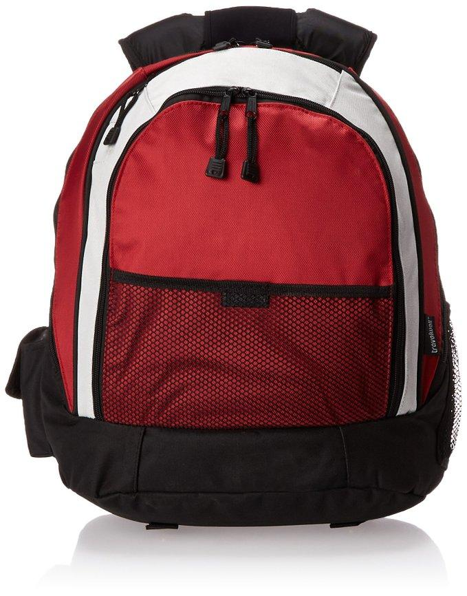 World Traveler Evolution 15.6 Inch Laptop Backpack