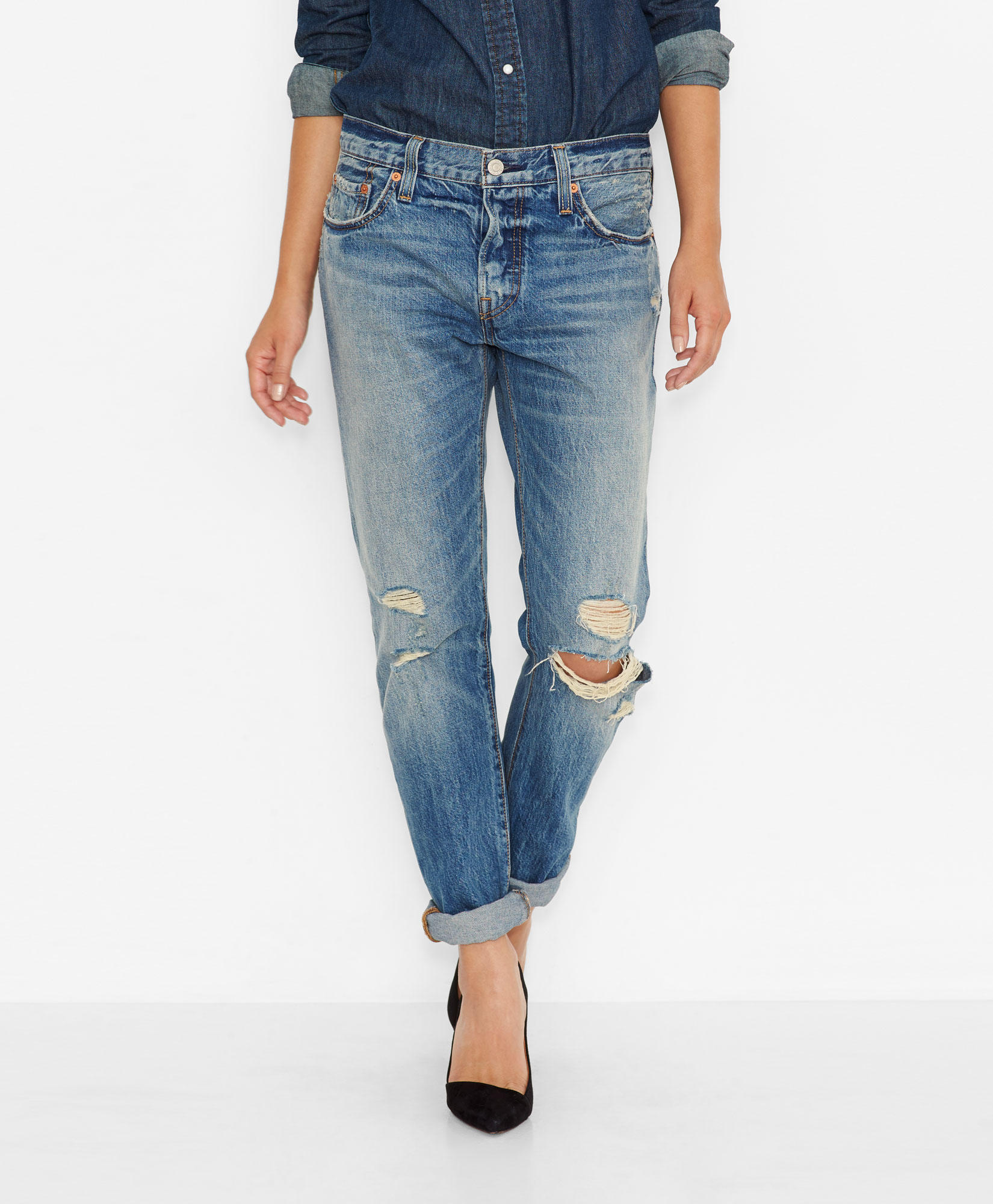 44% Off + Extra 25% Off Levi's Jeans On Sale @ Bon-Ton