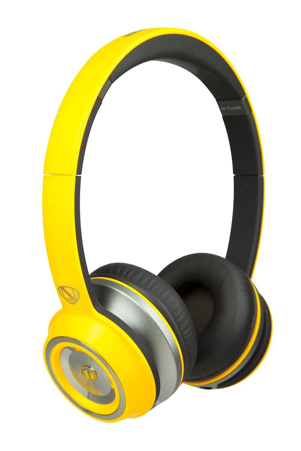 $48.84 Monster NTUNE On-Ear Headphones