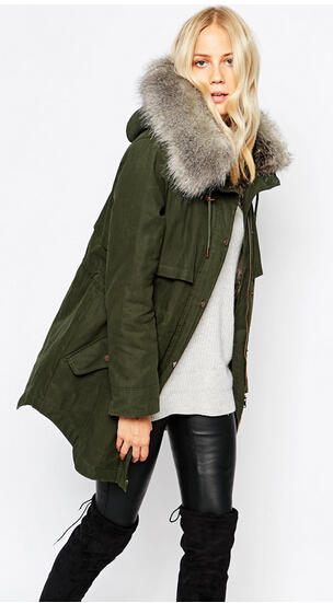 Up to $50 Off Parka Coat @ ASOS