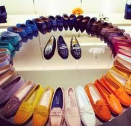 Up to 63% Off Tod's Shoes @ Saks Off 5th