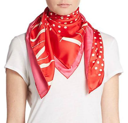 $119.99( $295.00) Valentino Scarf @ Saks Off 5th